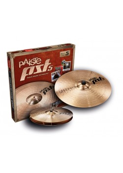 "000068ES14 New PST 5 Essential Set Комплект тарелок 14""/18"", Paiste"