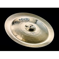 "0005152518 Twenty Custom Thin China Тарелка 18"", Paiste"