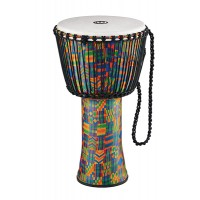 "PADJ2-XL-G Travel Series Kenyan Quilt Джембе 14"", кожа, Meinl"