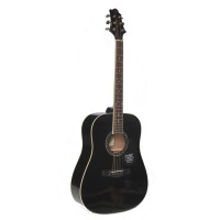 Акустическая гитара GREG BENNETT GD101S/BK