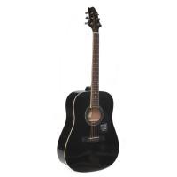 Гитара акустическая GREG BENNETT GD100S/BK