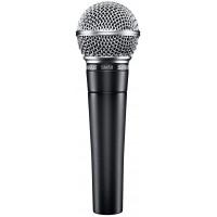 Микрофон  SHURE SM58-LCE