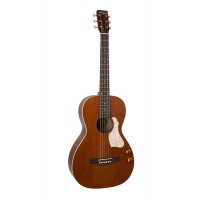 047727 Roadhouse Havana Brown Q-Discrete Электроакустическая гитара с чехлом Art & Lutherie