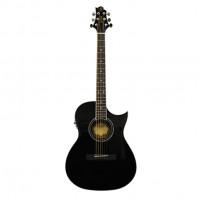 Гитара электроакустическая GREG BENNETT GA100SCE/BK