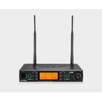 JTS RU-8012DB/RU-850LTB+CM-501 Радиосистема UHF двухканальная