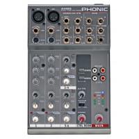 Phonic AM 85 Микшерный пульт 6-канальный